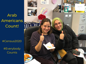 CIANA Participating in National Arab American Census Week of Action