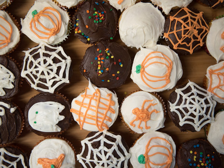 CIANA's Students and Families Celebrate Halloween