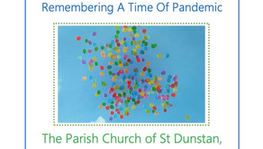 A Special Service at St Dunstan's and Picnic in Cheam Park
