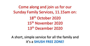 Family Services at St Dunstan's