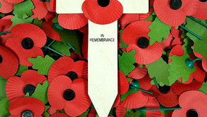 Remembrance Sunday 2020 - Sunday 8th November