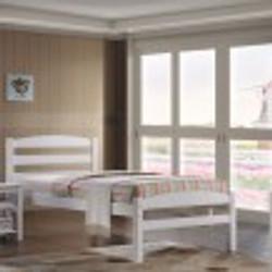 Maria bed white