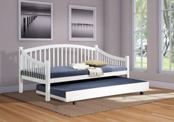 Carla day bed white