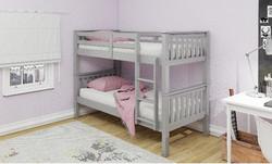 Athens grey bunk