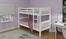 Athens white bunk