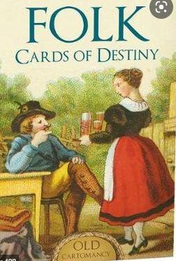 Folk Cards of Destiny