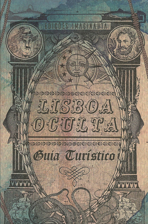 Lisboa Oculta Guia turístico