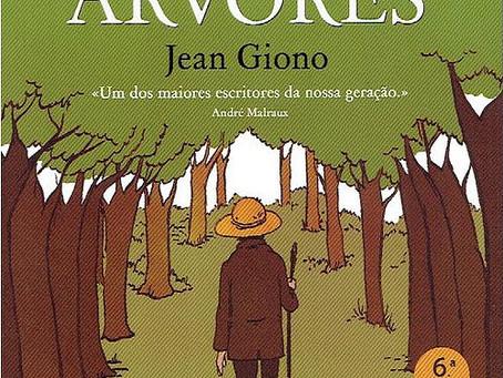 O Homem Que Plantava Árvores de Jean Giono