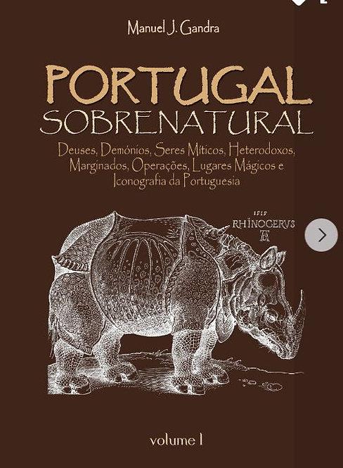 Portugal Sobrenatural, volume I de Manuel J. Gandra
