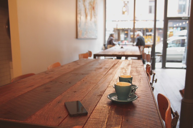 Goodbye Coffee Shops: We Have Office Space!