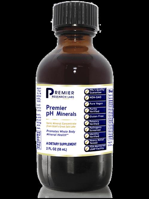 pH Minerals