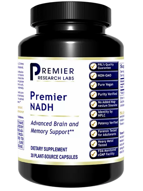 NADH, Premier