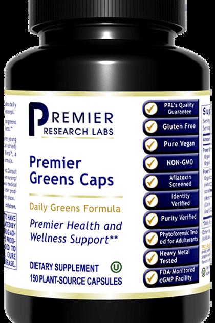 Premier Greens Caps