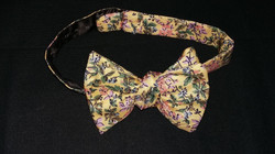 100% Thai Silk Self Tie Bow Tie