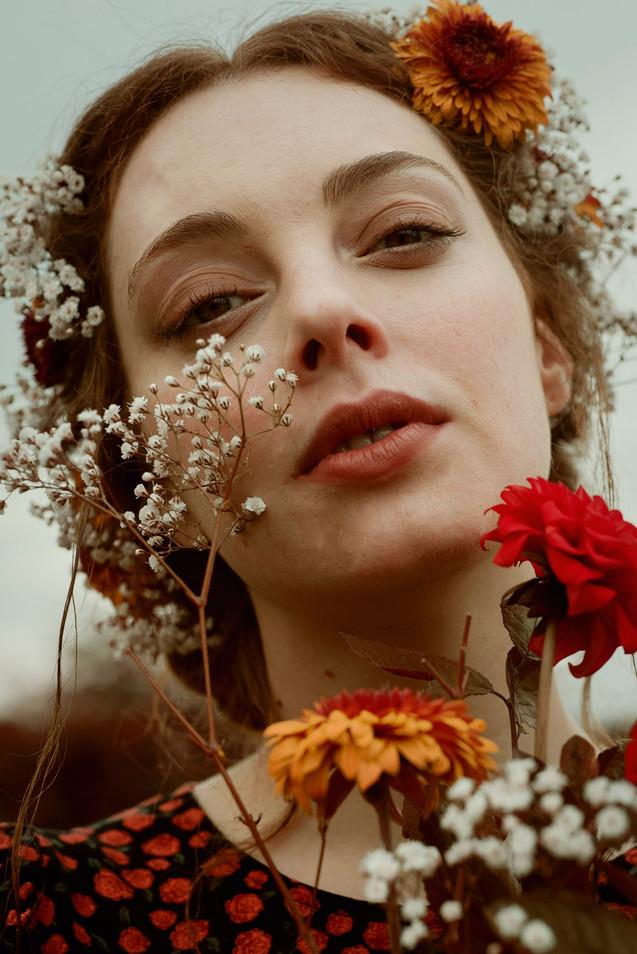 GINGER'S FLOWERS