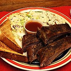 Smoked Rib plate