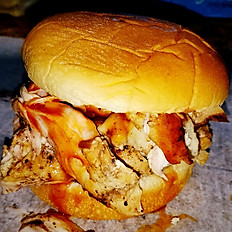 BBQ Smoked Chicken Sandwich