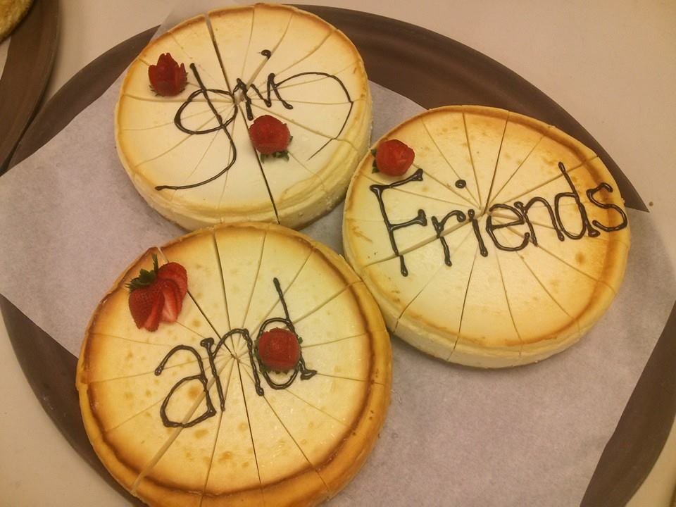 Joni And Friends Cheesecakes