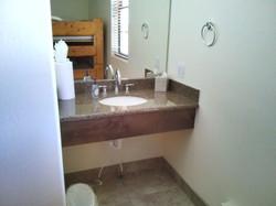 Retreat Center Bathrooms