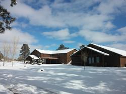 New Years Snow Retreat center AZ