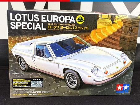 First Look: Tamiya 24358 Lotus Europa