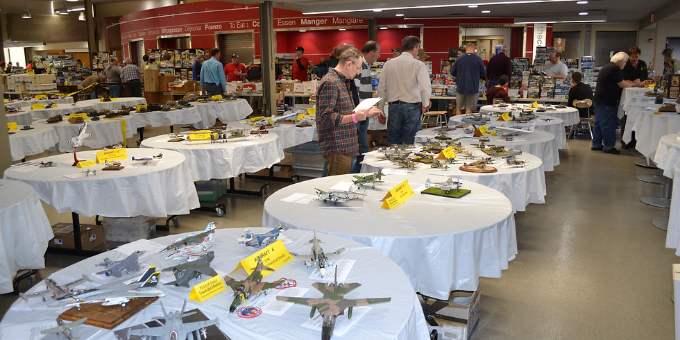 Cincinnati Scale Modelers Show & Contest