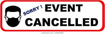 signboard-informing-event-cancelled-quar