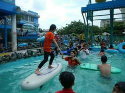 Fuuunday at the Saigon water park Sep2015