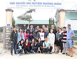 SAKO team in Hue