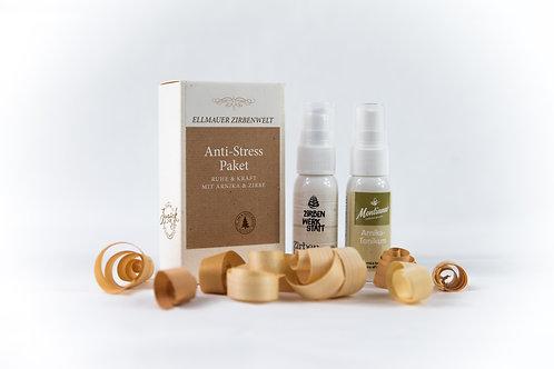 Anti Stress Paket - Ruhe & Kraft mit Arnika & Zirbe je 30 ml