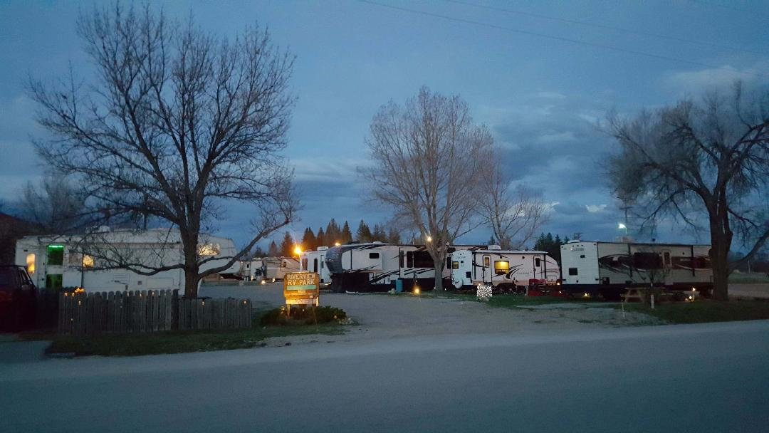 RV Park Campers