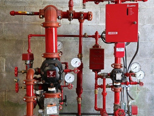 Fire Suppression Systems - The Basics