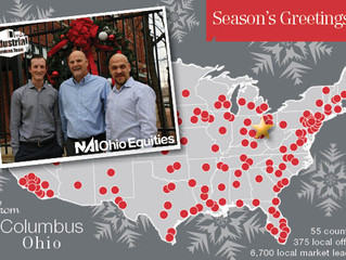 Season's Greetings from the Industrial Services Team!