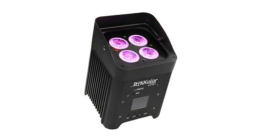 Par led sur batterie Starway Boxkolor