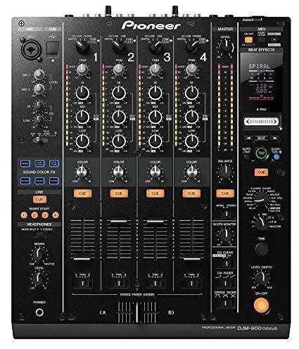 Table de mixage Pioneer DJM 900 NX