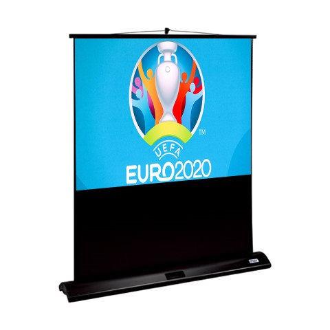 """Ecran pliable Oray 180 x 135 4/3 """"Euro 2021"""""""