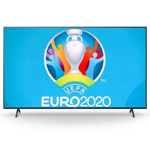 """TV SONY UHD 4K 65"""" """"Euro 2021"""""""