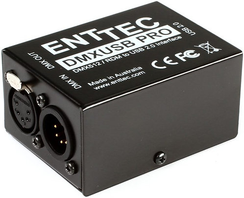 Interface DMX / USB Enttec Pro