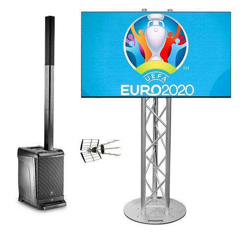 """Kit """"Euro 2021"""" TV"""