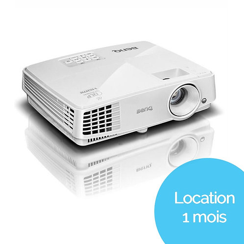 Videoprojecteur 3000 lumens Benq MS527 (Location 1 mois)