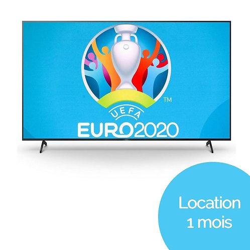 """TV SONY UHD 4K 65"""" """"Euro 2021"""" (Location 1 mois)"""