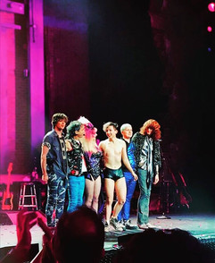 Full cast of Hedwig