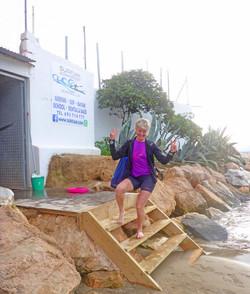 Marbella Surfski Susanne P1050948