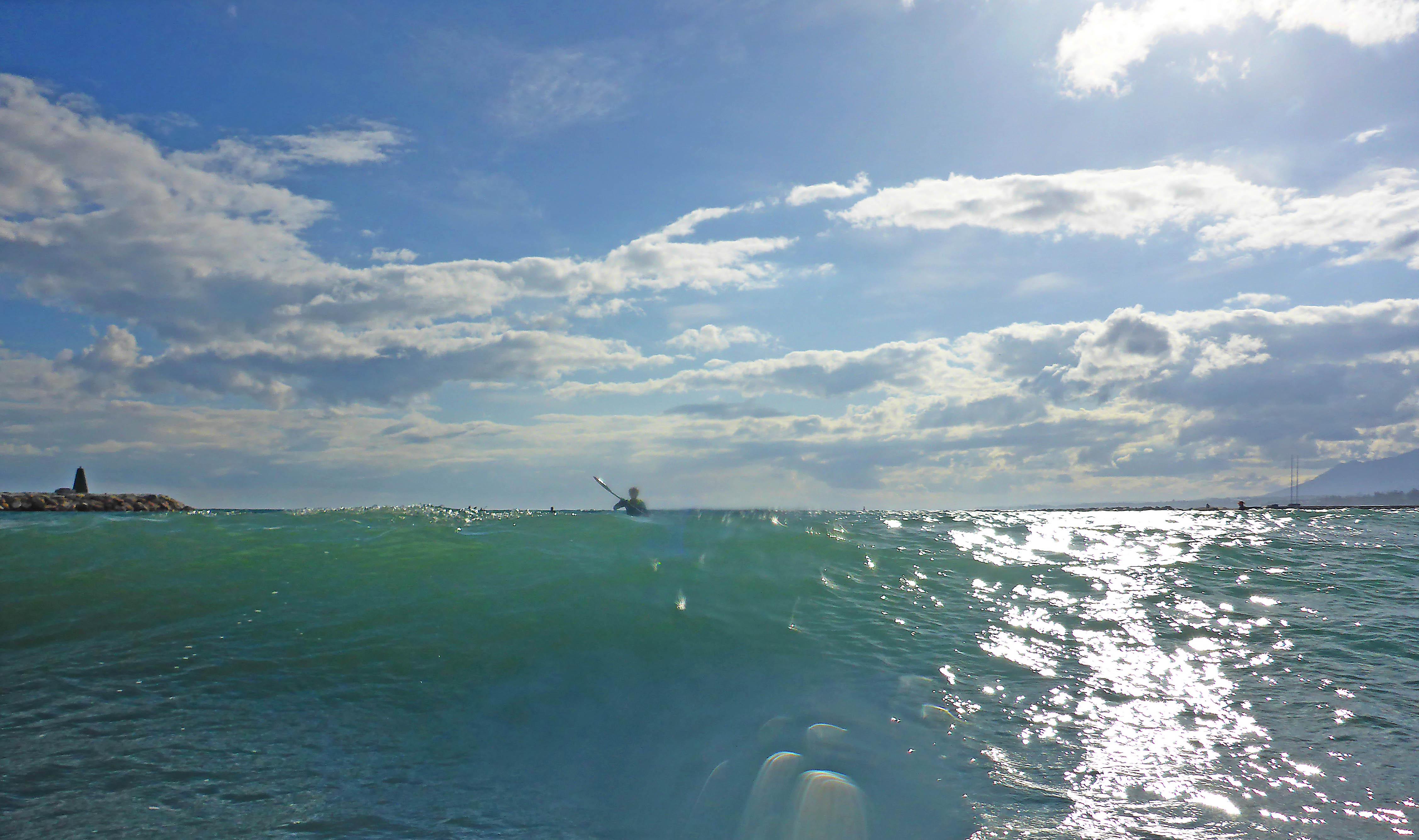 Marbella Surfski Susanne P1050956