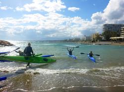 Marbella Surfski Hans P1050951