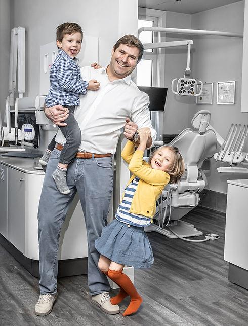 Family Dentistry in Central Alberta
