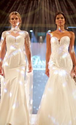 Dando London Harrogate International Bridal Show
