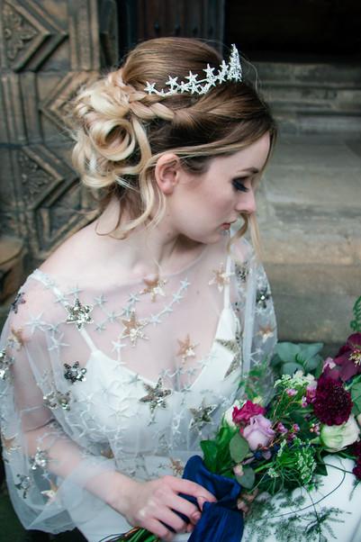 Celestial Themed Wedding @ Newcastle Castle
