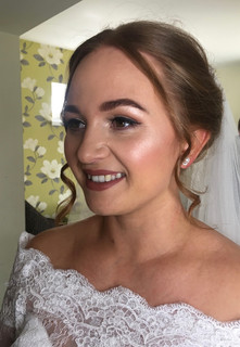 Kirsten B Makeup Artist @ Lumley Castle