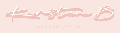 retro word effect_Logo - Pink Background